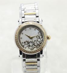 新款銅殼套裝 鑲鑽手錶