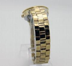 厂家供应钢带铜套装手表