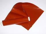 供應硅橡膠玻纖高溫塗層布
