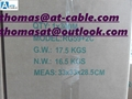 RG59 Coaxial with 2 Core DC Power Siamese CCTV Cable 8 Figure
