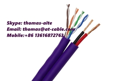 CAT5E+2C IP Network Came