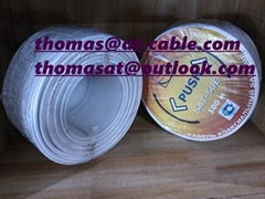 SAT 501/ 602/ 703B Coaxial Cable Shrink Packing