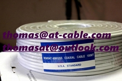 RG6 18AWG CCS Coaxial Cable
