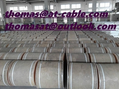 Semi Finished Coaxial Cable RG59/ RG6/ RG7/ RG11