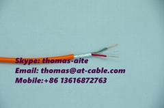 Alarm Cable FPLR 0.28mm² of Double Shielded