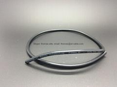 50Ω Coaxial Cable TC Inner Conductor Solid PE TC Braid RG58 A/U