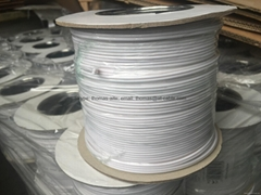 8Figure Bell Wire 2Cores 0.5mm CCA For Intelligent Building