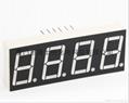 0.56四位数码管