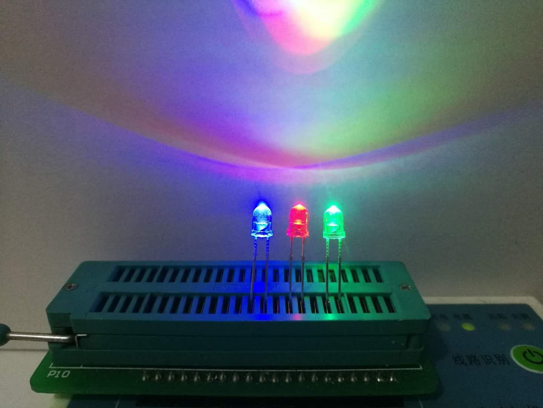 F5發光二極管 1
