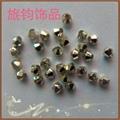 浙江工廠直銷環保電鍍珠子 1