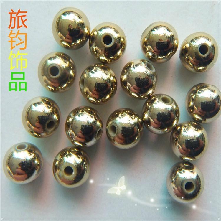浙江工廠直銷環保電鍍珠子 5