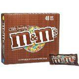 M & M's® Milk Chocolate (1.69 oz., 48 pk.)