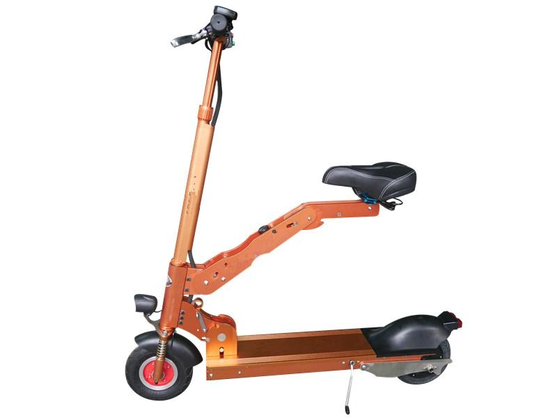 特斯拉滑板電動車 1