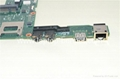 Laptop Motherboard for HP 598452-001 3