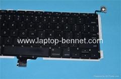Laptop keyboard for Macbook A1278