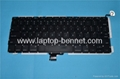 Laptop keyboard for Macbook A1278