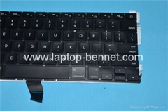 Laptop keyboard for Macbook A1369