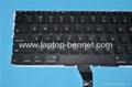 Laptop keyboard for Macbook A1370