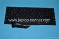 Laptop keyboard for Macbook A1398