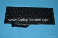 Laptop keyboard for Macbook A1398