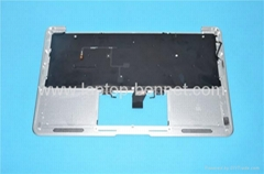 A1370  Laptop topcase with keyboard