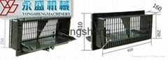 Poultry House Air Inlet