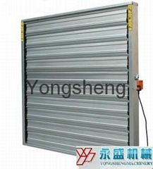 Air Inlet Window Automatic Shutters