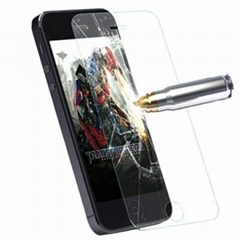 China supplier wholesale iphone 5 tempered glass screen protector
