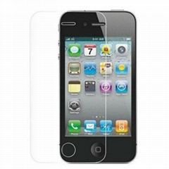 China distributor exporter wholesale iphone 4 tempered glass screen protector