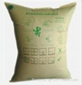 Super air kraft paper container dunnage air bag 1