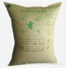 Super air kraft paper container dunnage air bag