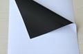 Removable Black Glue self adhesive vinyl sticker 2