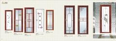 Grand interior door