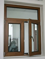 Luxury aluminium window