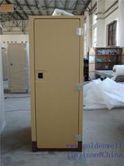 frp locomotive toilet room enclosure
