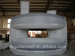 Anti-corossion grp apparatus casings