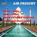 International freight forwarding air cargo from China to UK door to door service 5