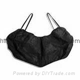 disposable nonwoven backless bra