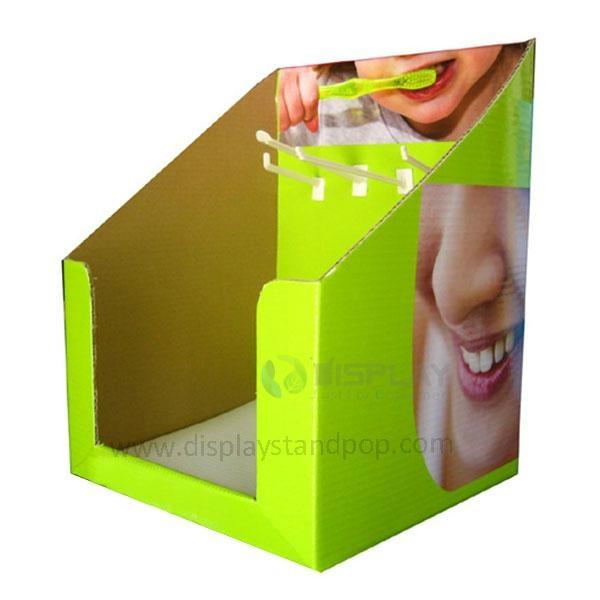 Good Quality Cardboard Counter Display Stand 1