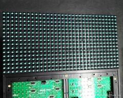 LED MODULE P10 OUTDOOR BLUE COLOR