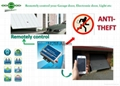 Access control system GSM SMS Controller door opener motor controller 2