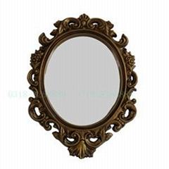 欧式化妆镜