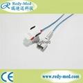 Nellcor DS-100 7pin audlt finger clip