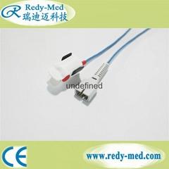 Nellcor DS-100 7针成人指夹式脉搏血氧饱和度探头