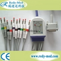 Philips M1770A DB15pin 10Leads EKG cable