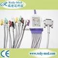 Philips M1770A 10lead EKG cable,Clip