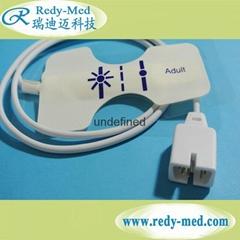 Nellcor DS-100 7针一次性脉搏血氧饱和度探头