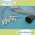 ZOLL 10 lead/12 lead EKG cable leadwire