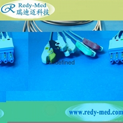 Philips® M2601B 5導監護導聯線