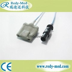 Datex-Ohmeda 7pin OXY-F4-H SpO2 Sensor
